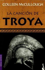 Portada de LA CANCIÓN DE TROYA