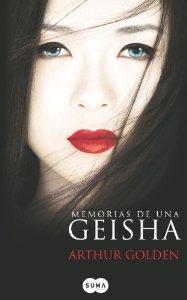 Portada de MEMORIAS DE UNA GEISHA