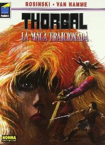 THORGAL. LA MAGA TRAICIONADA (THORGAL#1)