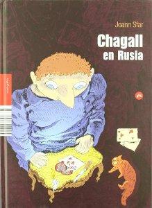 Portada de CHAGALL EN RUSIA