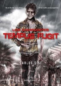 Portada de TEMPUS FUGIT (LOS CAMINANTES #5)