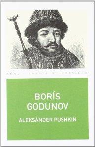Portada de BORIS GODUNOV