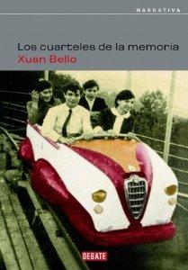 Portada de LOS CUARTELES DE LA MEMORIA