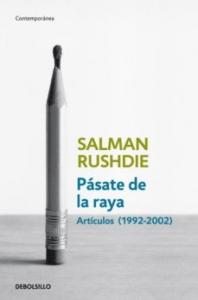 Portada de PASATE DE LA RAYA: ARTÍCULOS (1992-2002)