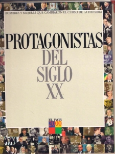 Portada de PROTAGONISTAS DEL SIGLO XX