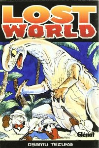 Portada de LOST WORLD