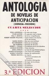 ANTOLOGÍA DE NOVELAS DE ANTICIPACIÓN 4