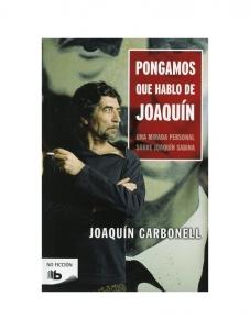 Portada de PONGAMOS QUE HABLO DE JOAQUÍN