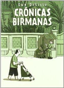Portada de CRÓNICAS BIRMANAS