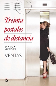 Portada de TREINTA POSTALES DE DISTANCIA