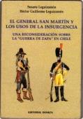 Portada de EL GENERAL SAN MARTÍN Y LOS USOS DE LA INSURGENCIA