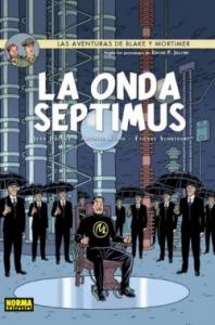 LA ONDA SEPTIMUS (LAS AVENTURAS DE BLAKE Y MORTIMER#16)