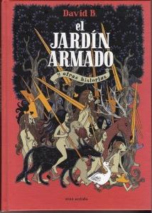 Portada de EL JARDÍN ARMADO Y OTRAS HISTORIAS