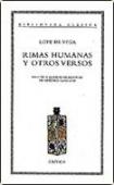 RIMAS HUMANAS Y OTROS VERSOS