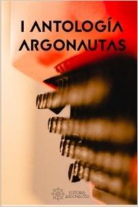 Portada de I ANTOLOGÍA ARGONAUTAS