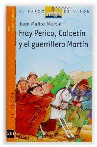 Portada de FRAY PERICO CALCETÍN Y EL GUERRILLERO MARTÍN
