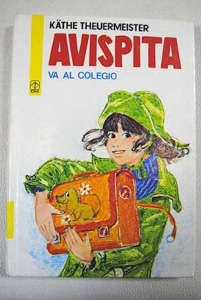 Portada de AVISPITA VA AL COLEGIO (AVISPITA #2)