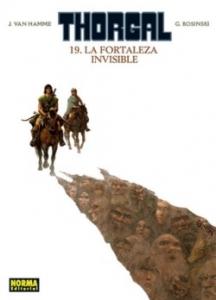 THORGAL. LA FORTALEZA INVISIBLE (THORGAL#19)