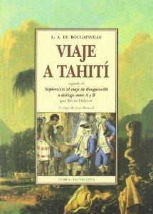 Portada de VIAJE A TAHITÍ. SEGUIDO DE SUPLEMENTO AL VIAJE DE BOUGAINVILLE O DIÁLOGO ENTRE A Y B