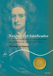 Portada de NEWTON Y EL FALSIFICADOR