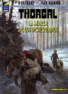 THORGAL. LA MARCA DE LOS DESTERRADOS (THORGAL#20)