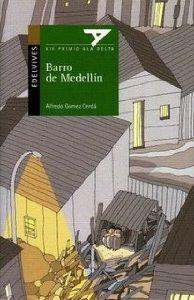 Portada de BARRO DE MEDELLÍN