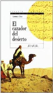 Portada de EL CAZADOR DEL DESIERTO