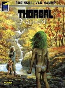 THORGAL. ALINOÉ (THORGAL#8)