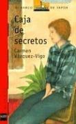 Portada de CAJA DE SECRETOS