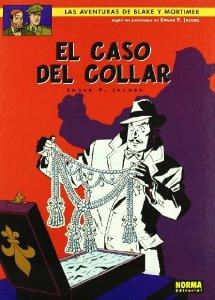 EL CASO DEL COLLAR ( LAS AVENTURAS DE BLAKE Y MORTIMER#7)