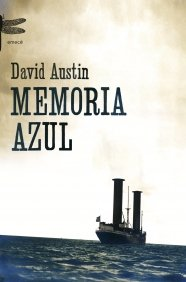 Portada de MEMORIA AZUL