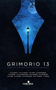 Portada de GRIMORIO 13