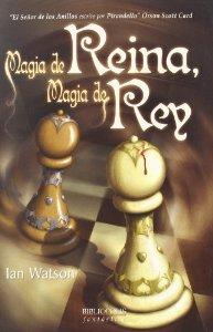 Portada de MAGIA DE REINA, MAGIA DE REY