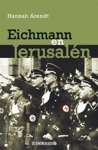 Portada de EICHMANN EN JERUSALÉN