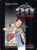 Portada de EL HOMBRE DE BANGKOK (20TH CENTURY BOYS #3)