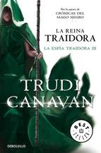 Portada de LA REINA TRAIDORA (LA ESPÍA TRAIDORA #3)