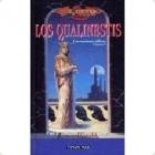 Portada de LOS QUALINESTIS (NACIONES ÉLFICAS DE DRAGONLANCE #3)