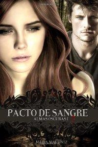 Portada de PACTO DE SANGRE (ALMAS OSCURAS #1)