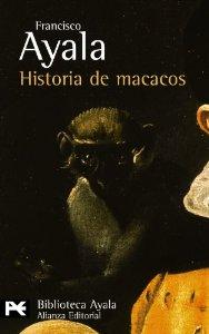Portada de HISTORIA DE MACACOS Y OTROS RELATOS