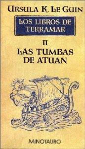 Portada de LAS TUMBAS DE ATUAN (LOS LIBROS DE TERRAMAR #2)