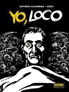 Portada de YO, LOCO