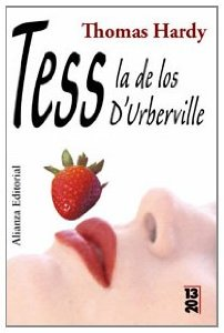 Portada de TESS LA DE LOS URBERVILLE