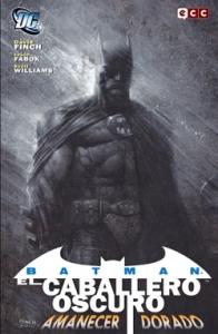 Portada de BATMAN: AMANECER DORADO