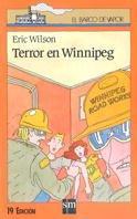 Portada de TERROR EN WINNIPEG