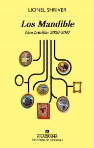Portada de LOS MANDIBLE. UNA FAMILIA: 2029-2047