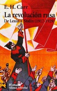 Portada de LA REVOLUCIÓN RUSA. DE LENIN A STALIN, 1917-1929