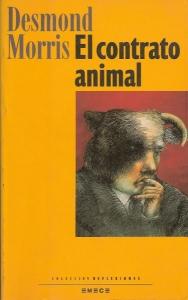 Portada de EL CONTRATO ANIMAL