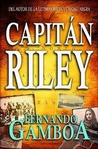Portada de CAPITÁN RILEY