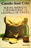 Portada de NUEVAS ANDANZAS Y DESVENTURAS DE LAZARILLO DE TORMES