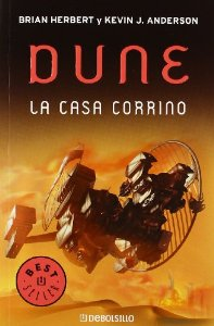 DUNE. LA CASA CORRINO (PRELUDIOS DE DUNE#3)
